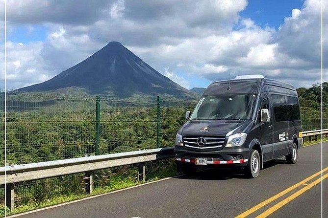 Shared Shuttle from Monteverde to Jaco