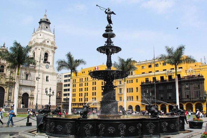 A Half Day Lima City Tour