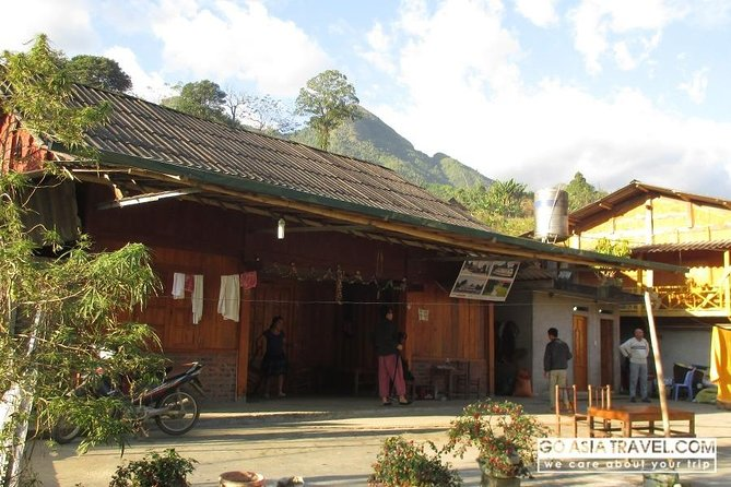 Sapa 2 days 1 night overnight at Homestay