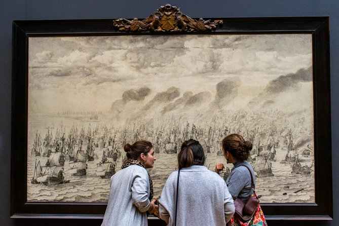Private Tour: The Best of Rijksmuseum, Rembrandt and Vermeer
