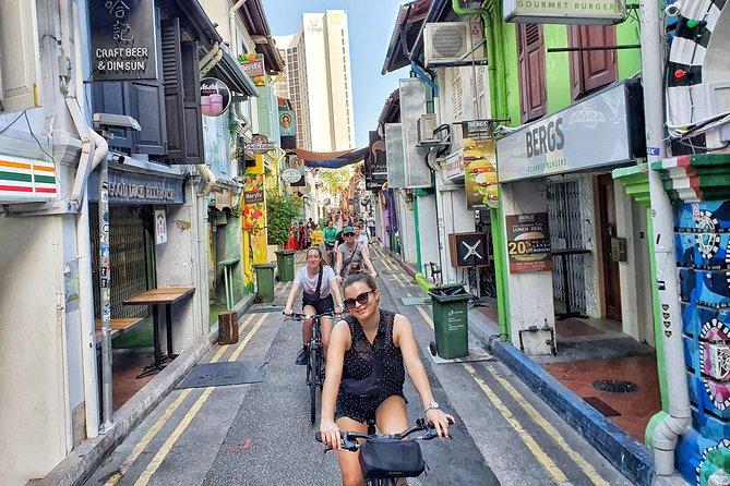 Historical Singapore Bike Tour