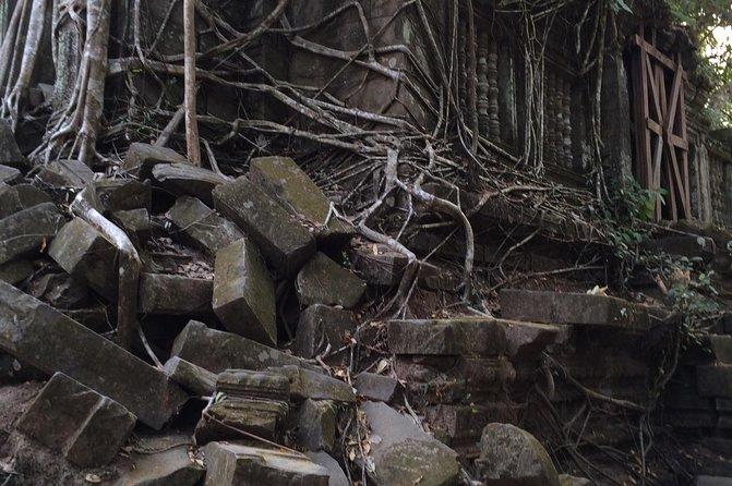 Preah Vihear, Koh Ker And Beng Mealea Off Beaten Track