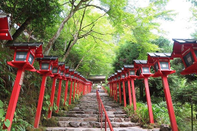 Enjoy Hiking! Tour in Kurama & Kibune area with local guide