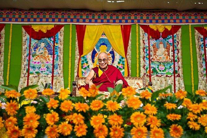 Guided Tour to Dalai lama Temple & Norbulingka Institute from Dharamshala