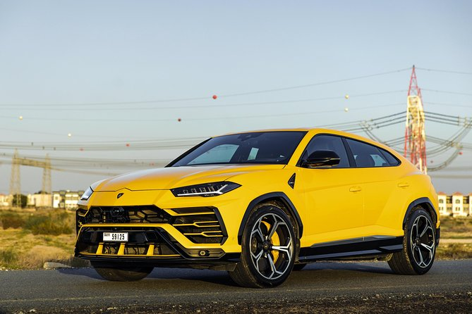 Lamborghini URUS, Boost your adrenaline with the fastest 4x4 photo 6