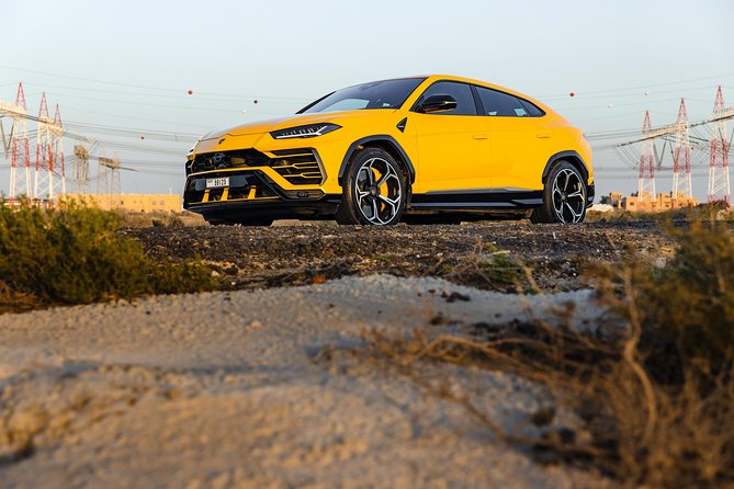 Lamborghini URUS, Boost your adrenaline with the fastest 4x4 photo 4