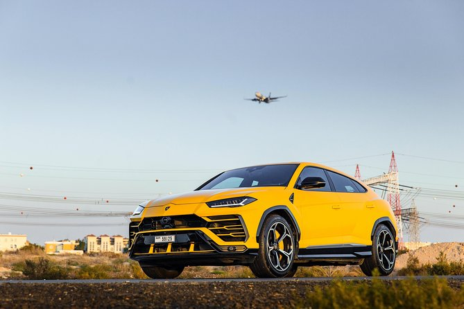 Lamborghini URUS, Boost your adrenaline with the fastest 4x4 photo 2