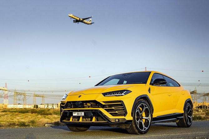 Lamborghini URUS, Boost your adrenaline with the fastest 4x4 photo 3