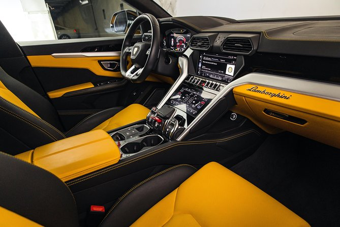 Lamborghini URUS, Boost your adrenaline with the fastest 4x4 photo 9