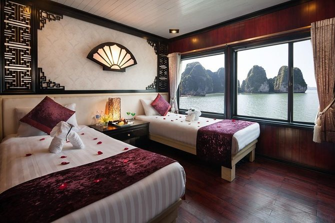 Aclass Cruise - Ha Long Bay 2 Days 1 Night