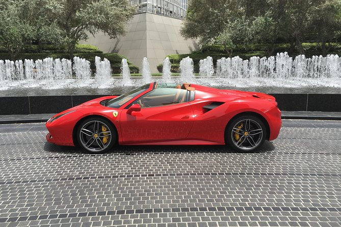 FERRARI 488 SPYDER, sit behind the wheels of your FERRARI today photo 1