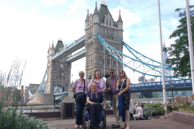 Premier Classic London Private Half Day Tour