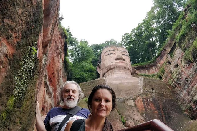 1-Day Self-Guided Leshan Giant Buddha Tour from Chengdu