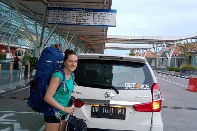 Airport Transfer From (DPS) Ngurah Rai Airport to Kuta Area