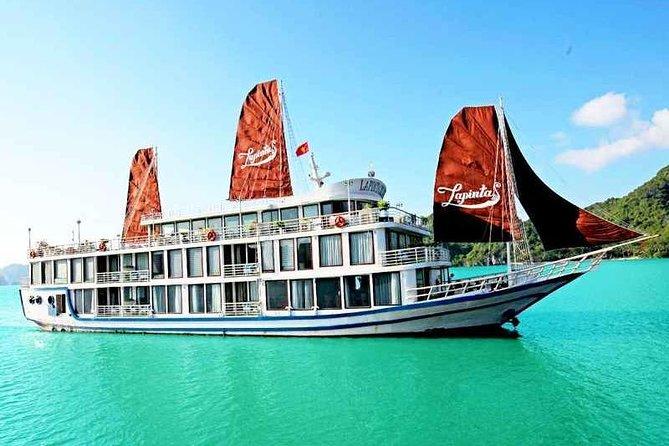 LaPinta Luxury Cruise 2 Days 1 Night