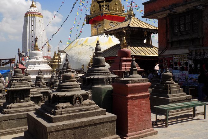 Sightseeing: Kathmandu City Day Tour (4 UNESCO heritages)