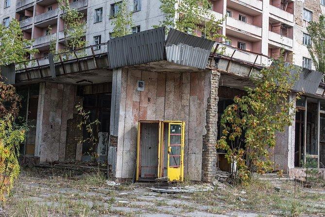 Chernobyl and Pripyat Tour from Kiev