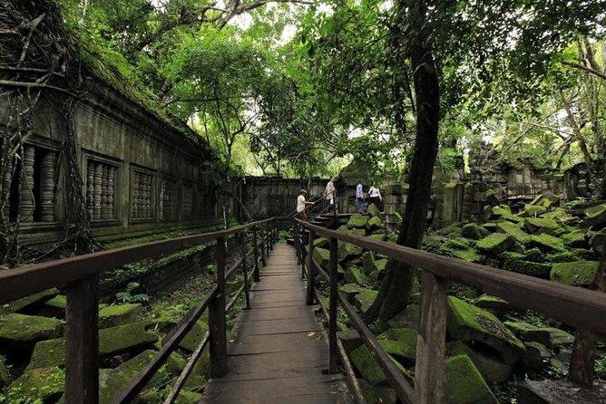 Explore Kompong Khleang Floating Village & Beng Mealea temple