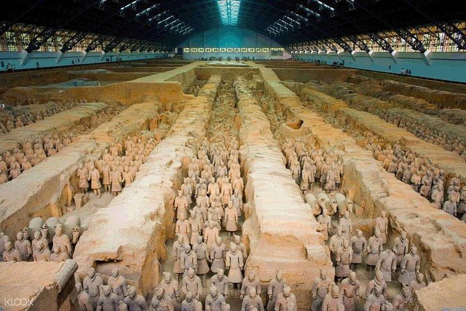 Guangzhou All Inclusive Private 2-Day Tour of Xi'an City Highlights with Hotel
