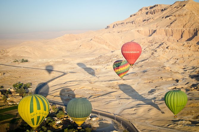 2 Day trip to Luxor From Marsa Alam With hot Air Balloon
