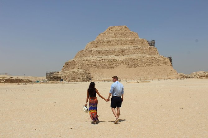Private Tour to Great Pyramids, Memphis & Sakkara