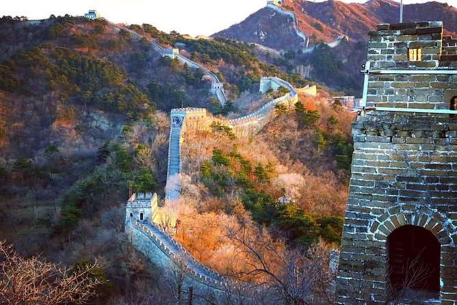 Beijing in One Day from Chongqing by Air: Great Wall, Forbidden City and More