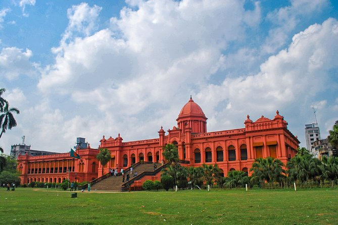 Ahsan monjil (Old Palace) tour @ Dhaka