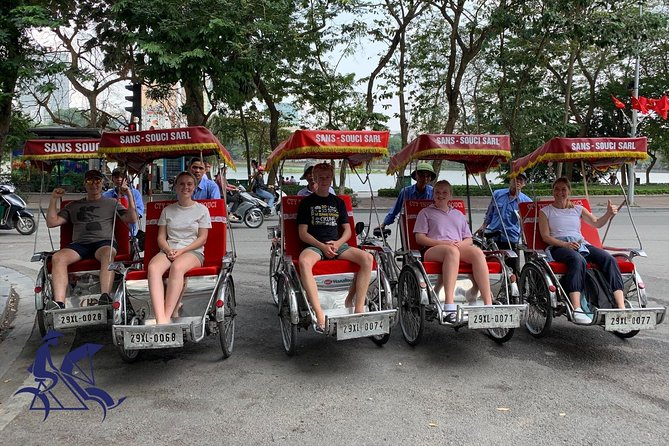 Private tour - Hanoi Cyclo & Street Food Tour (4 hours)