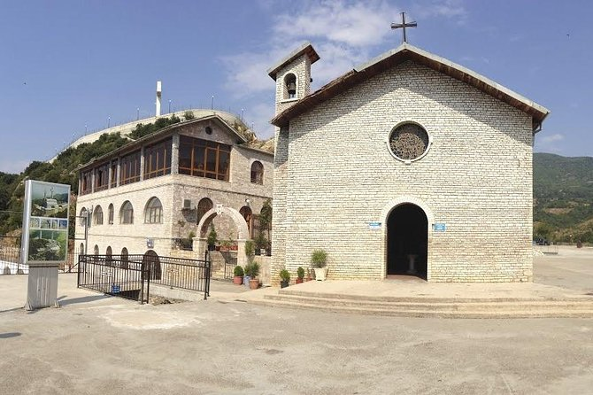 Half-Day Pilgrimage Tour to St. Anthony's Church from Tirana