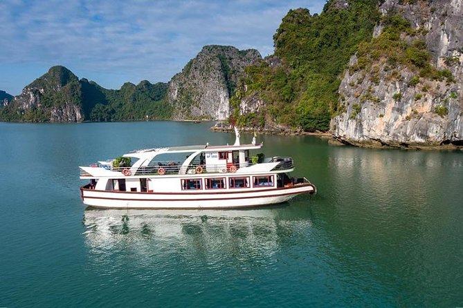 Estella Premium Day Cruise In Halong Bay & Lan Ha Bay