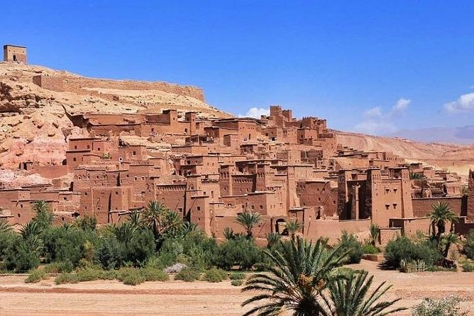 Private Transfer from Ouarzazate to Marrakech