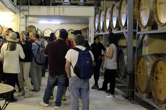 JR Tours - The Winery Experience