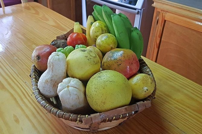 Home Cooked Flavors of St. Lucia Cooking Class Experience