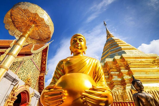 The Best City Tour View Points Wat Doi Suthep & Famous Viewpoints (Private) photo 1