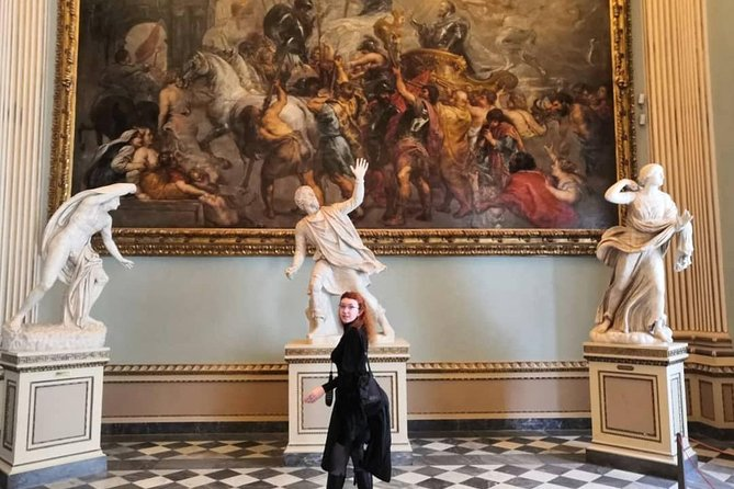 Ultimate Uffizi Gallery : Guided tour with Priority Entrance