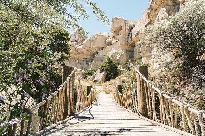 Full-day Tour to Red Valley, Kaymakli Underground City, Fairy Chimneys, Cavusin