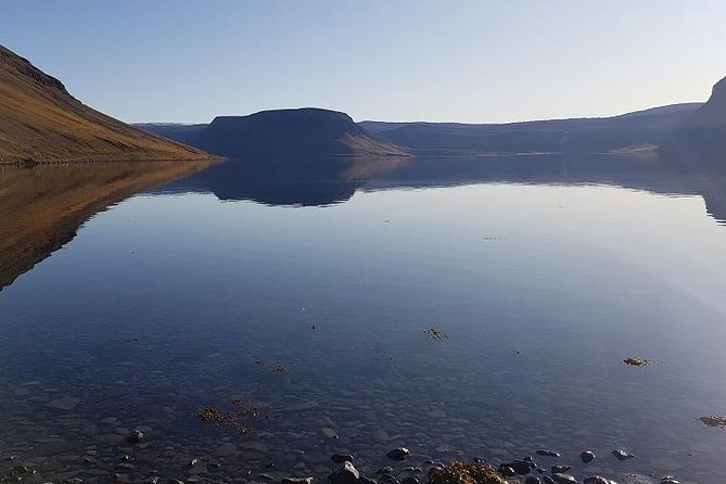 Dynjandi Waterfall Bus Tour from Isafjordur