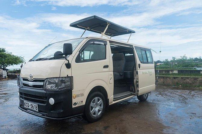 Minivan Airport Transfers in Nairobi