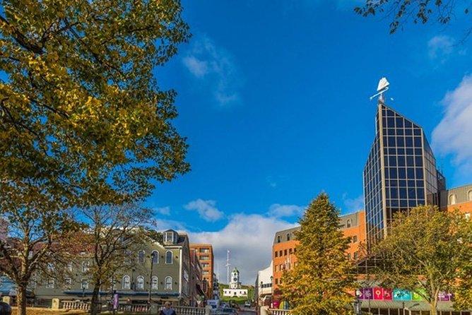 Historic Halifax Walking Tour