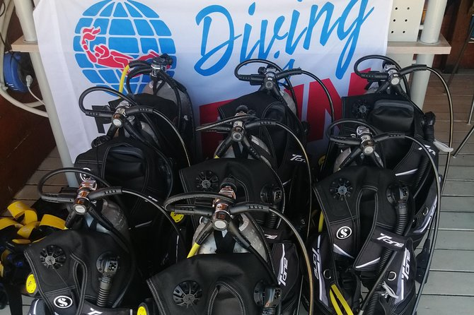 Paddy Certified Divers Scuba