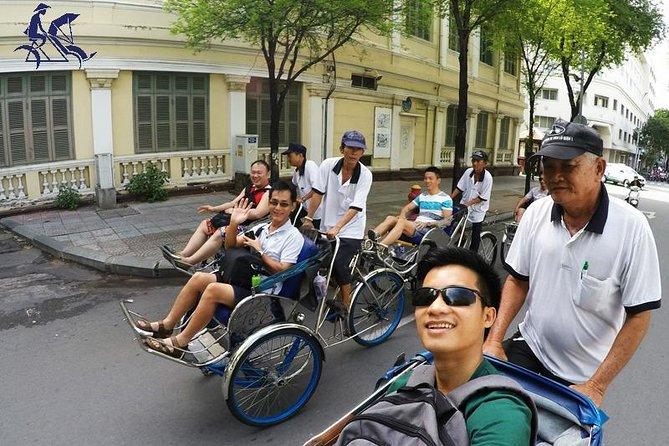 Private tour - Saigon (Ho Chi Minh City) Cyclo Tour and Local Markets Day Tour