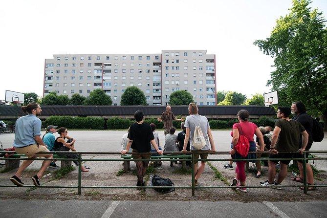 Ljubljana Socialist Punk Music Tour By Bicycle (small group)