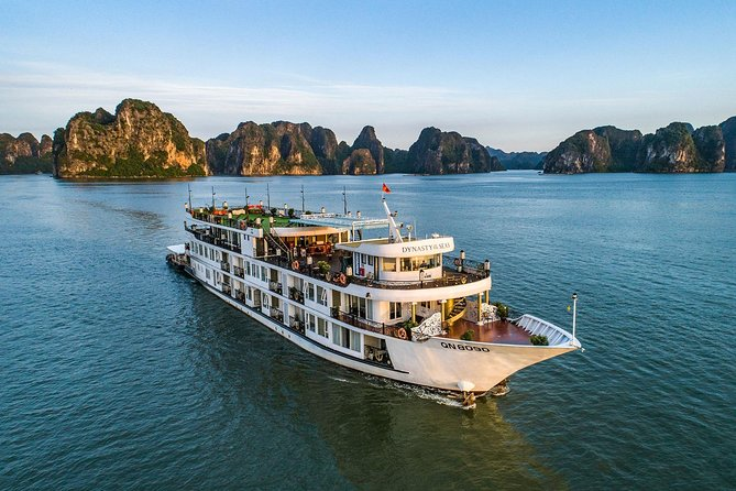 Dynasty Cruise- Luxury Modernity Cruise in Ha Long Bay (2D1N Tour )