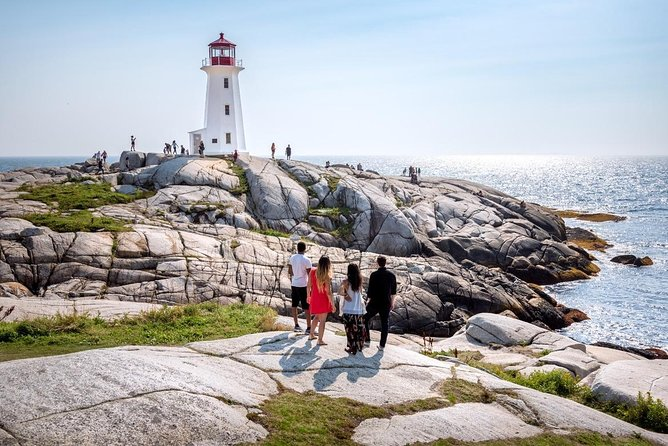 Peggy's Cove and Historic Halifax Tour