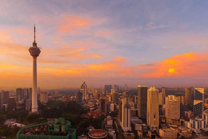 KL Tower Observation Deck Admission Ticket 【Sky Deck & Sky Box Optional】