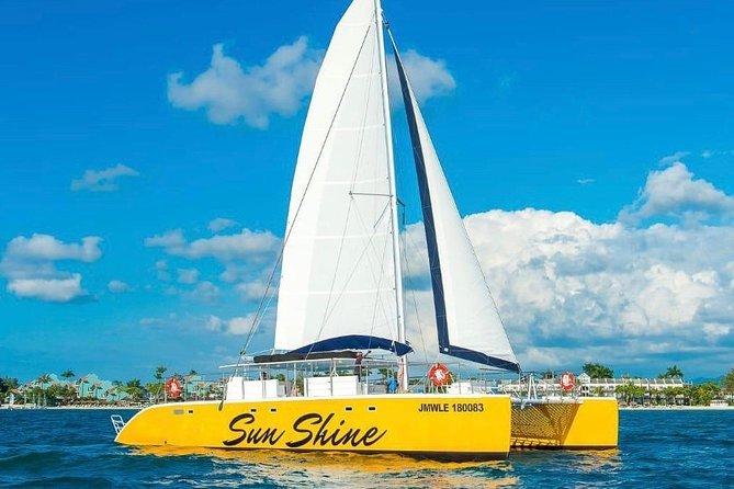 Negril Morning Catamaran & Reef Snorkeling Cruise