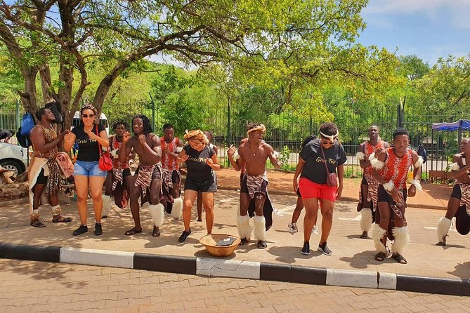 Victoria falls tours and adventures (Road transfers from Kasane)