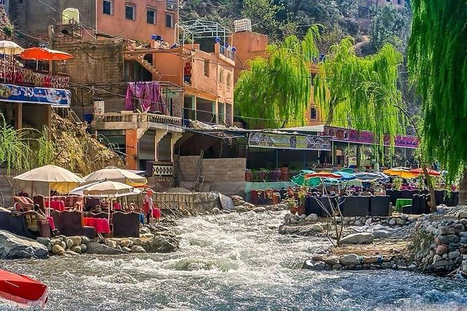1 Day trip to OURIKA