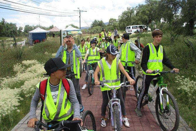 Teotihuacán Bike Tour