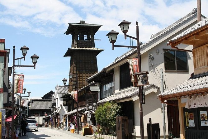 Kawagoe Half-Day Private Trip with Nationally-Licensed Guide